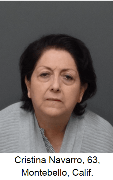 MPPD announces arrest of hit and run suspect Cristina Navarro 11-26-19