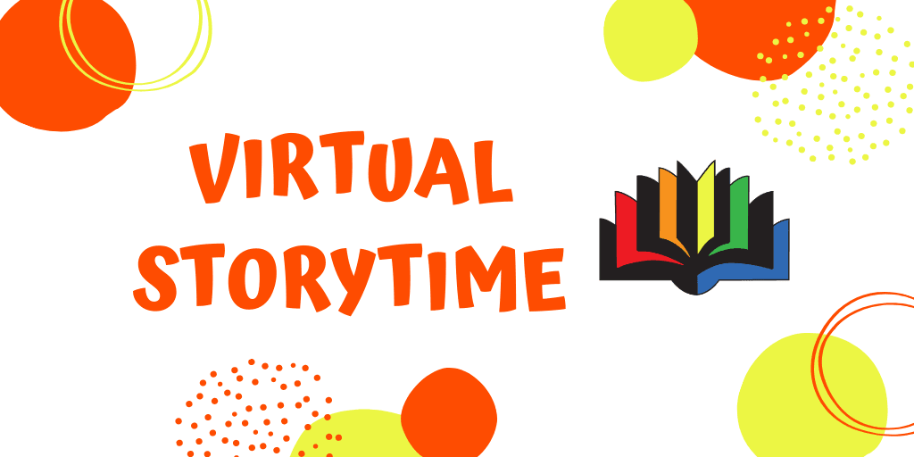 Virtual Storytime Announcement