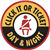 Click It Or Ticket NHTSA logo