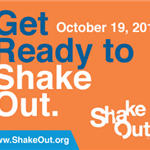 ShakeOut earthquake drill October 19, 2017