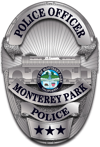 Monterey Park PD Badge 2017