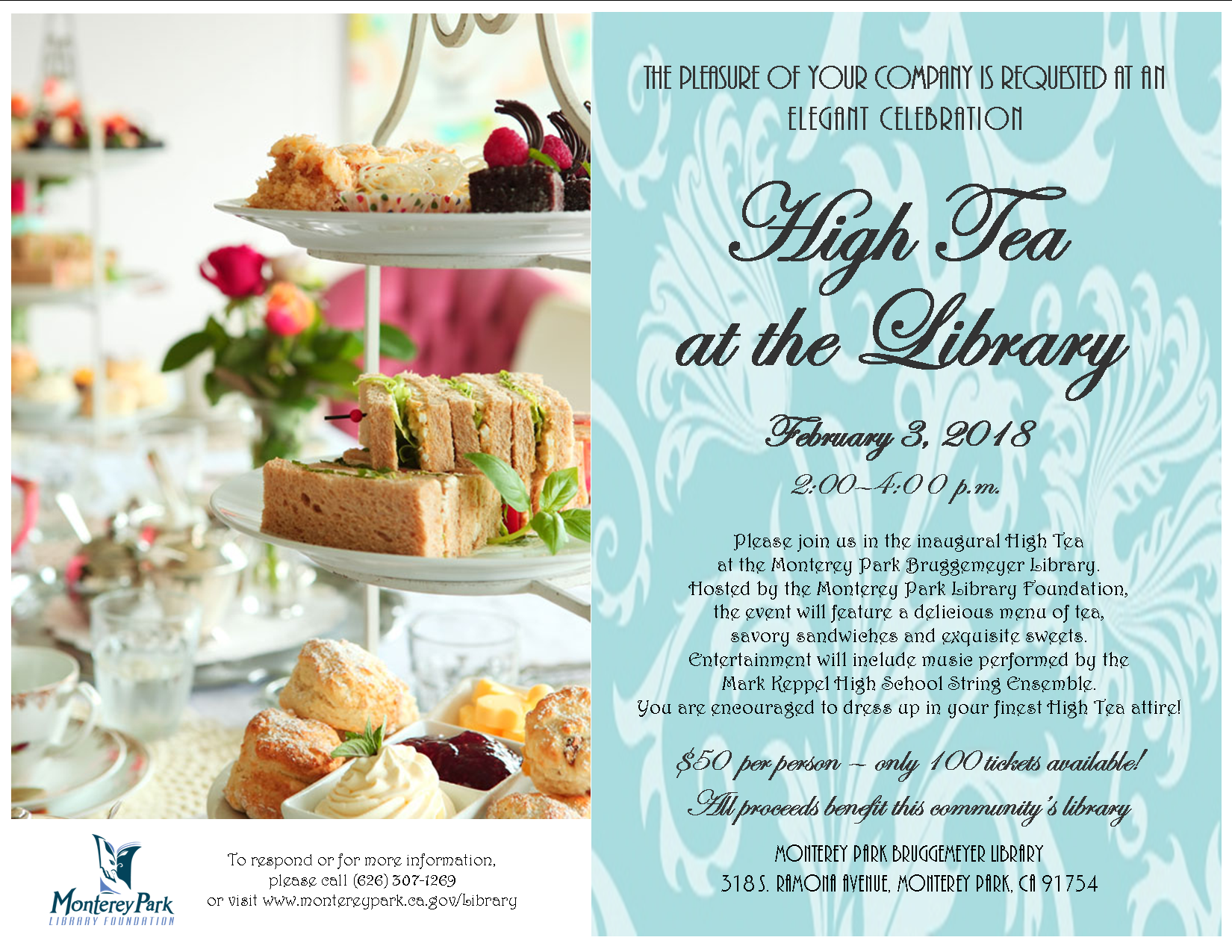 High Tea flyer revised