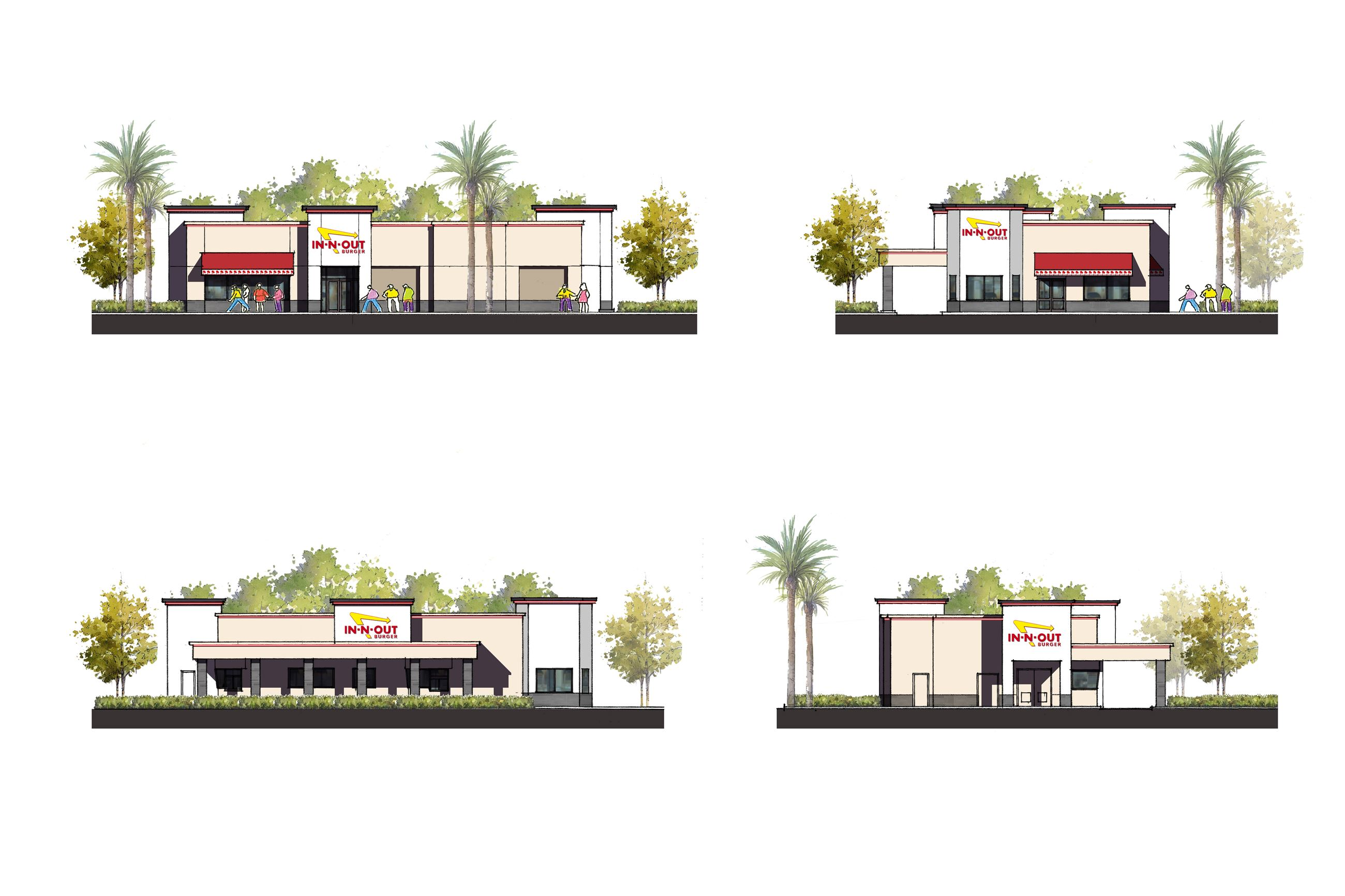 Monterey Park_Elevations_In-N-Out