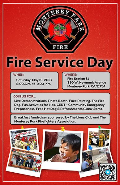Fire Service day 5-19-18