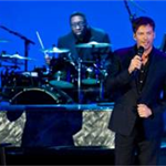 Hollywood Bowl Trip 2018 Harry Connick Jr with band