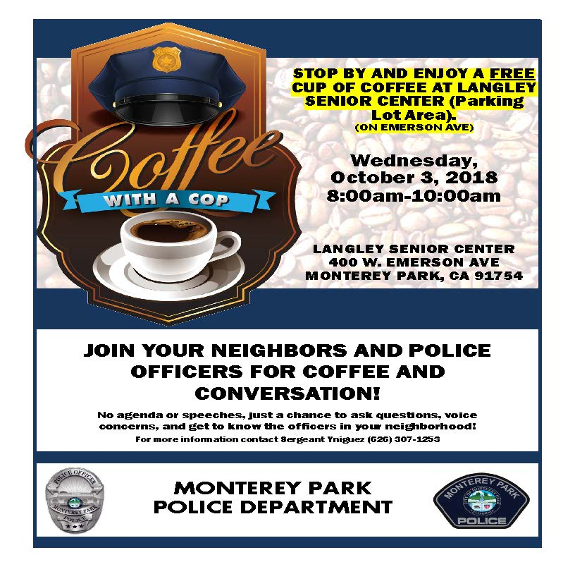 10-03-18 Coffee with a Cop- approved