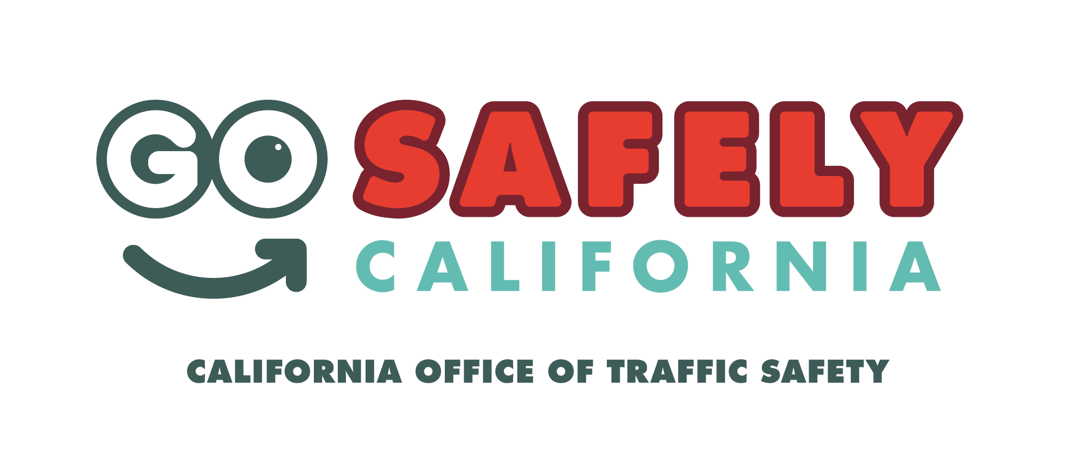 Go Safely Logo Calif. OTS