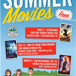 Summer Movies 2019 poster
