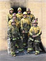 Reserve firefighters