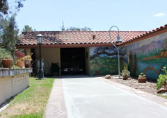 The Monterey Park Historical Museum by Beryl Williams