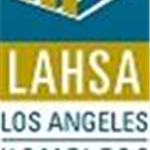 LA Homeless Services Authority (LAHSA) logo