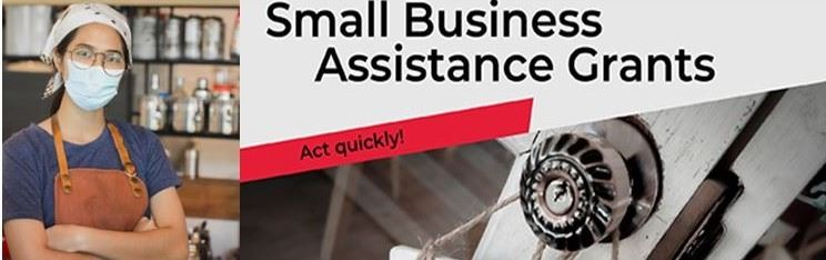 Flyer Image 1 Small Business Assistant Grant